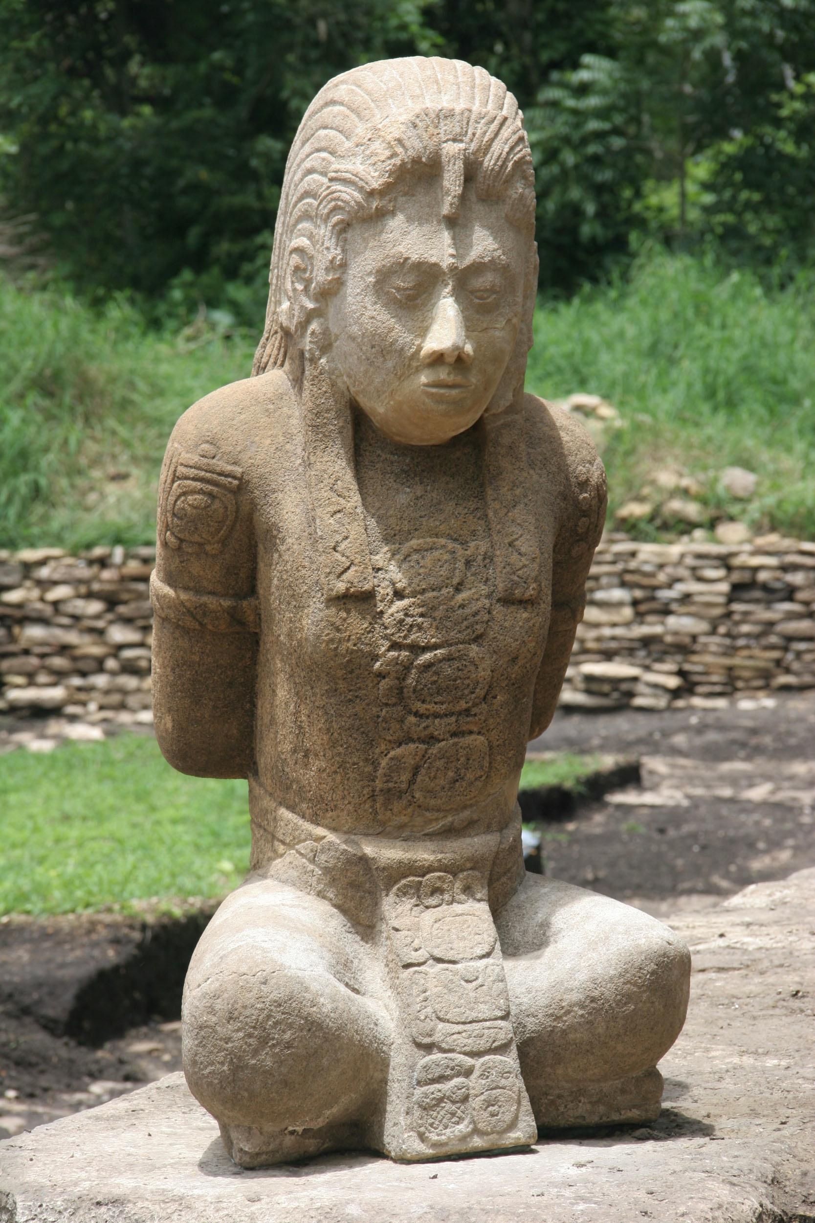 famous limestone sculptures