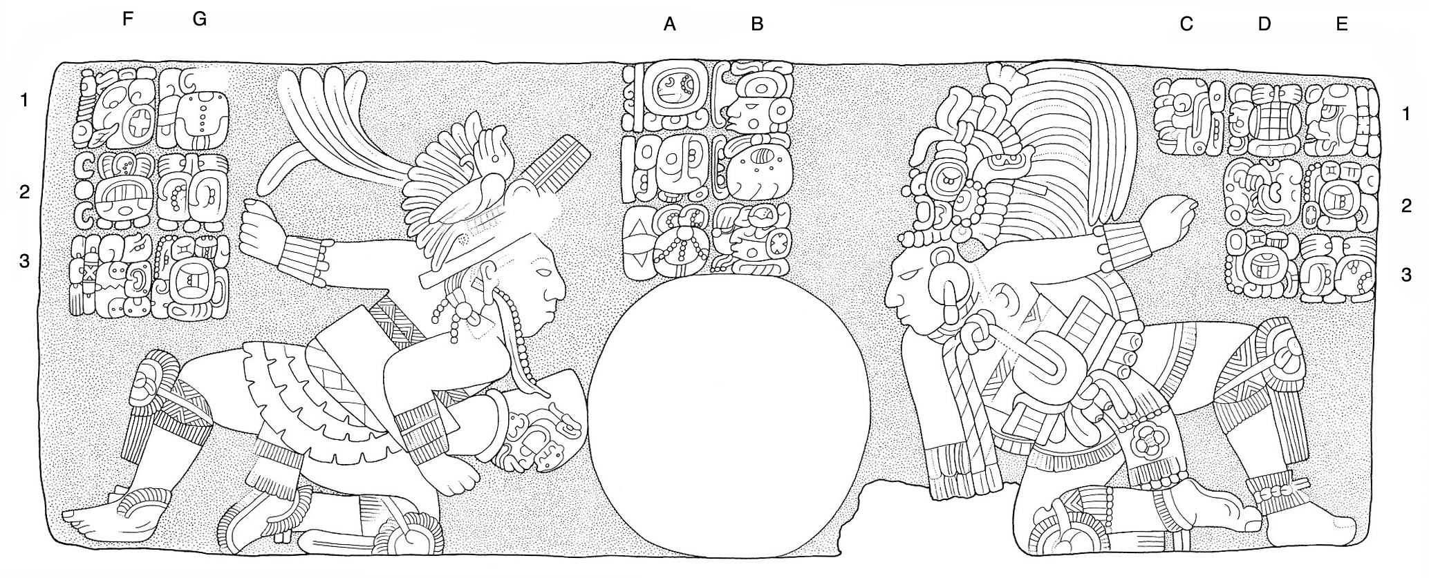 Calendar 171 Maya Decipherment
